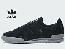 ⚫ 2020 Authentic Adidas Originals JEANS ® ( Men Size UK 8 EUR 42  ) Black / Grey