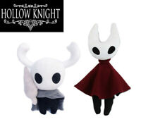 Hollow Knight White Plush Doll Silksong Hornet Ghost Stuffed Toy Kids Best Gift