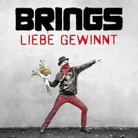 BRINGS - LIEBE GEWINNT   CD NEW