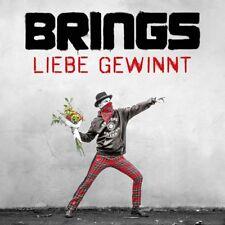 BRINGS - LIEBE GEWINNT   CD NEUF