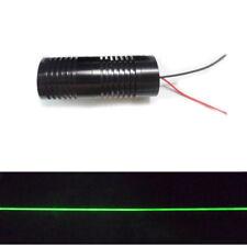 Focusable 515nm 30mW grüne Linie Generator Laserdiode Modul w //Halter Adapter