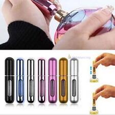 Mini Recharge Parfum Vaporisateur Spray Voyage Bouteille Métal 5ml Portable DC!