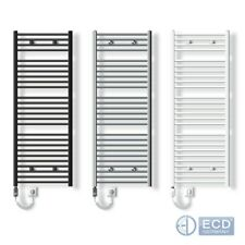 Elektro Badheizkörper Handtuchheizung elektrisch Badezimmer Heizkörper Heizung