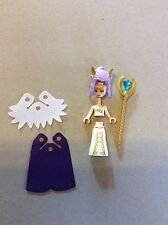 New Lego Elves Skyra Minifigure with Cape Staff & Jewel from set 41078