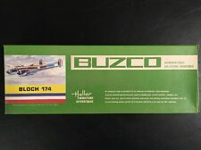 Buzco Heller Bloch 174 Model Airplane Kit With Box