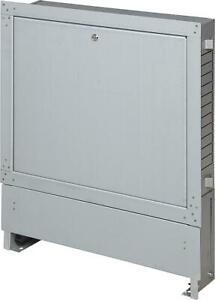 Ws-Vu 4/V Einbau-Verteilerschrank Width x Height x Depth 832x705x110 Galvanized
