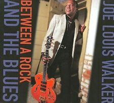 Between a Rock and the Blues [Digipak] by Joe Louis Walker (CD, Sep-2009) SEALED