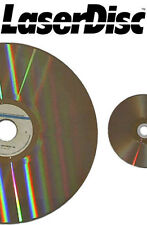 Laserdisc Lot Pick any 10 Laser Disks in Excellent condition