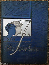 1940 HOOD COLLEGE YEARBOOK, THE TOUCHSTONE, FREDERICK, MD
