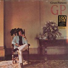 Gram Parsons - GP 180G LP REISSUE NEW LMTD ED / LIGHTLY CREASED JACKET