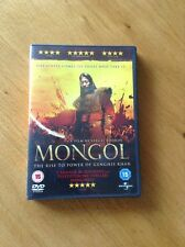 Mongol - The Rise To Power Of Genghis Khan Dvd - Used