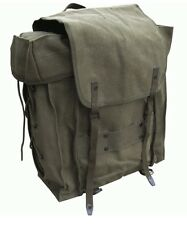 Genuine Military Tactical Rucksack Backback Italian Army Surplus Hiking Camping