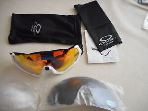 Oakley Flight Jacket Cycling Glasses
