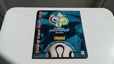 ALBUM PANINI FOOTBALL GERMANY 2006 / COMPLET