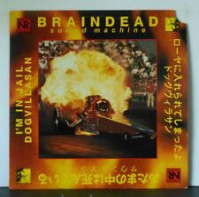 I'm In Jail/Dogvillasan/Braindead  (Vinyl, Waxtrak, Wax9167, 1991)
