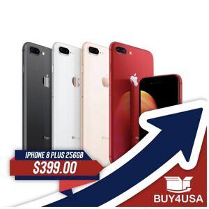 Apple iPhone 8 Plus - 256GB - Gold (Unlocked) A1863 (CDMA + GSM)