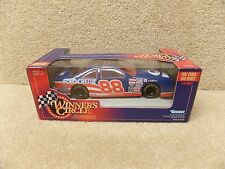 New 1997 Winners Circle 1:24 Scale Diecast Dale Jarrett Ford Credit Thunderbird