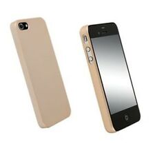 Krusell ColorCover - To Suit iPhone 5 (The New iPhone) - Champagne Metallic