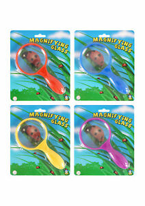 Child's Magnifying Glass - Toy Loot/Party Bag Fillers Kids School Prize Santa