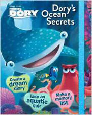 Disney Pixar Finding Dory Ocean Secrets, New, Parragon Book