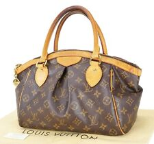 Authentic LOUIS VUITTON Tivoli PM Monogram Hand Bag Purse #34561