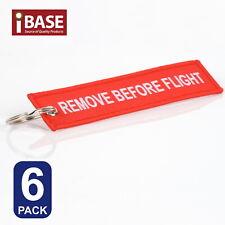 Key Ring Luggage Tag Chain Organiser Aviation Pocket Car Bike Motorcy Keyring