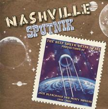 V/A - Nashville Sputnik ...Productions Of Jack Blanchard & Misty Morgan CD NEW