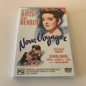 Now, Voyager - Bette Davis - Paul Henreid - Region 4 DVD
