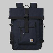 Carhartt, Philis Backpack, 21,5L, Dark Navy, Blau, Laptopfach, I026177, Neu