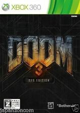 Used Xbox 360 Doom 3: BFG MICROSOFT JAPAN JP JAPANESE JAPONAIS IMPORT