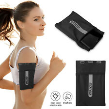 Armband Cell Phone Holder Bag Pouch Arm Sleeves Gym Running Jogging Workt Out