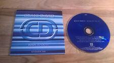 CD Pop Craig David - Born To Do It (8 Song) Promo WILDSTAR / EDEL REC cb