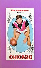 1969 TOPPS Tom Boerwinkle Rc Rookie SET BREAK #7 NM MT