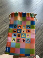 CLUB NINTENDO Original 3DS Pouch Animal Crossing Made in 2015 US SELLER