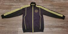 Vintage Adidas Tron Legacy Disney Climalite Track Jacket Men Size Large Yellow