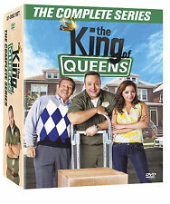 King of Queens: Complete TV Series Seasons 1 2 3 4 5 6 7 8 9 DVD Boxed Set NEW!
