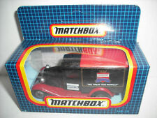 Van Matchbox 1-75 Diecast Vehicles