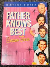 FATHER KNOWS BEST SEASON 4 Brand New Sealed 5 DVD Set