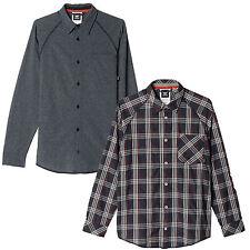 adidas Herren-Freizeithemden & -Shirts mit Button-Down-Kragen