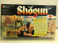 Shogun von MB Gamemaster Series deutsch Strategiespiel Taktik Risiko War RAR