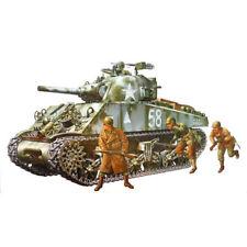 TAMIYA 35251 M4A3 sherman tank w 105mm howitzer 1,35 kit de modèle militaire