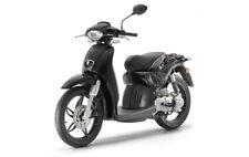 Coprisella specifico per scooter Aprilia Scarabeo 50 monoposto realizzato in sim