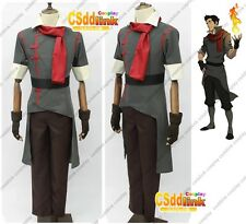 Mako From The Legend of Korra Cosplay Costume Any Size