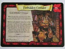 Harry Potter Forbidden Corridor No. 8 Promo Trading Card Excellent Wizards Rare