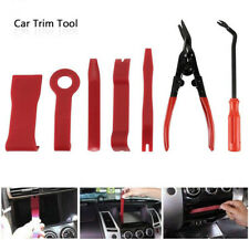 11*Plastic Car Radio Door Clip Panel  Tools  Audio Removal Pry Kit HA