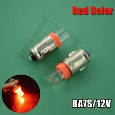 10X BA7S LED DASHBOARD WARNING SWITCH BULB MGB MGC MIDGET TRIUMPH CLASSIC GLB281