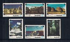 (UXAU036) AUSTRALIA 1979 National Parks fine used stamps