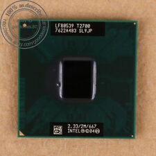 Intel Core Duo T2700 - 2.33 GHz (BX80539T2700) Socket M / 479 SL9JP CPU 667 MHz