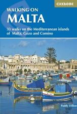 Walking on Malta by Paddy Dillon 9781852848224 (Paperback, 2016)