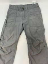 H&M Kids Boy Pants Convertible to Shorts Cotton Size 3-4 Y years zip fly